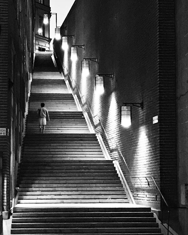 Treppe-stockholm