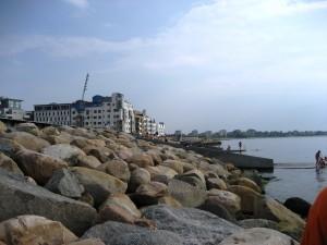 Västra hamnen in Malmö