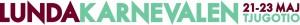 Lundakarnevalen 2010 offizielles Logo