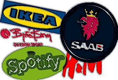 Schwedische Marken