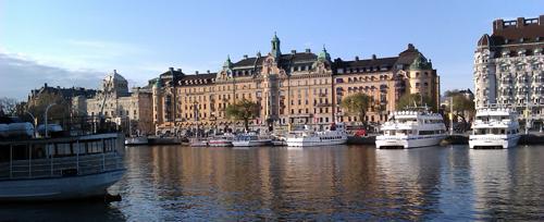 Stockholm - traumhafte Stadt, teures Wohnen