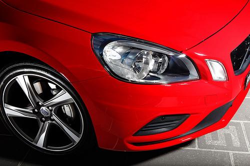 Das Design des Volvo V60 (Bildquellenangabe: © NRMA New Cars / flickr.com)