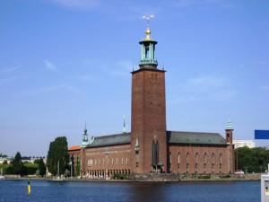 Stadshuset in Stockholm