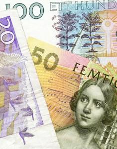 Die bisherigen schwedischen Banknoten werden 2015 durch neue abgelöst