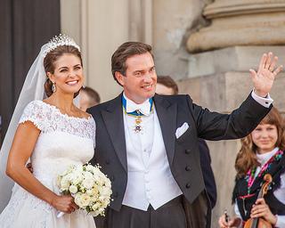 Prinzessin Madeleine von Schweden und ihr Gemahl Chris O'Neill (Bildquellenangabe: © Bengt Nyman / flickr.com)
