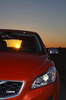 Designaufnahme - wie wird sich das Volvo-Gesicht verändern? (Bildquellenangabe: © NRMA New Cars / flickr.com)